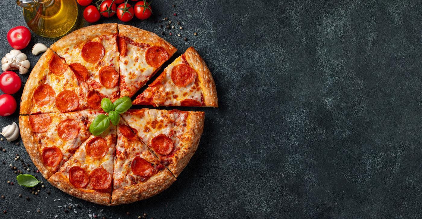 πίτσα πρέβεζα